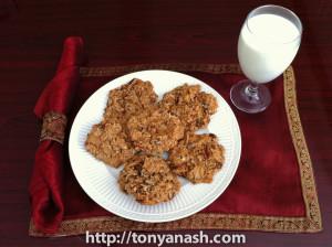 Texas Mansion Cookies
