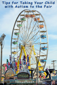 Taking Your Child With Autism To the Fair