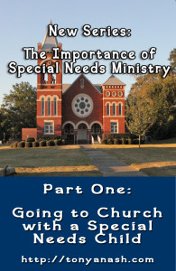 Going to Church with a Special Needs Child