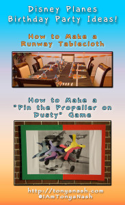 Disney Planes Birthday Party Ideas
