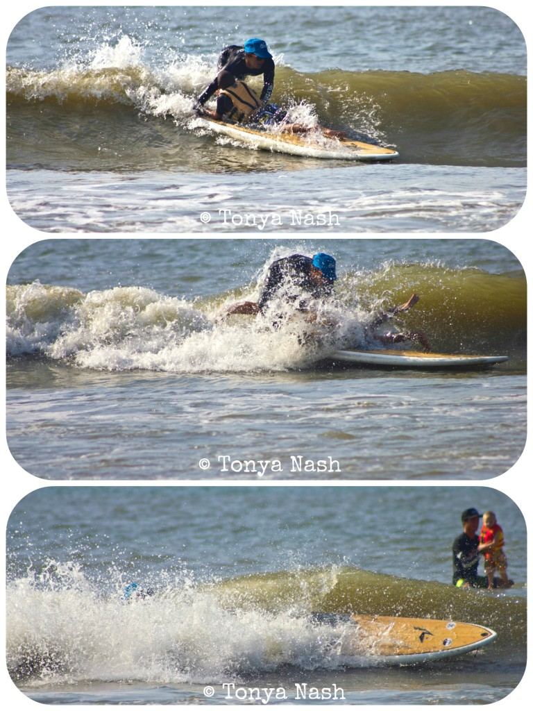 Surfers Healing Wipeout