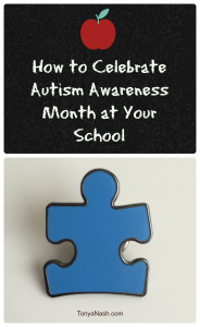 How to Celebrate Autism Awareness Month at Your School