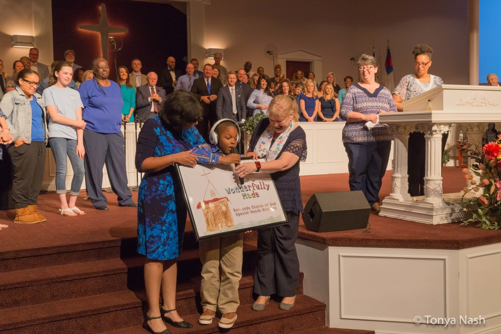 A Special Needs Awareness Service at Bethesda Church of God