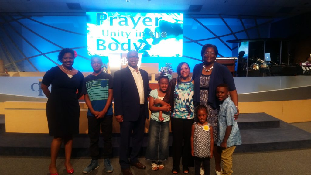 Christian Fellowship Church Autism Awareness Service